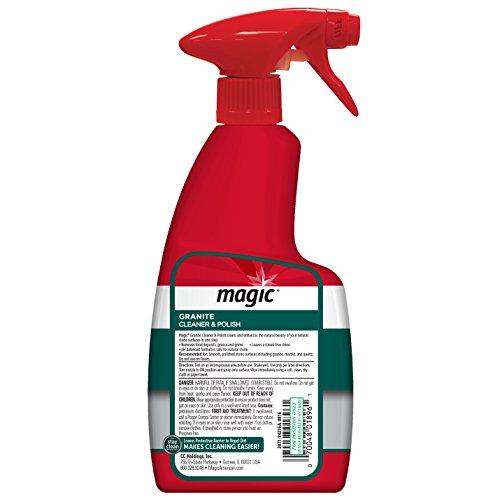 Magic years magic 3071 14 oz stone clean & polish