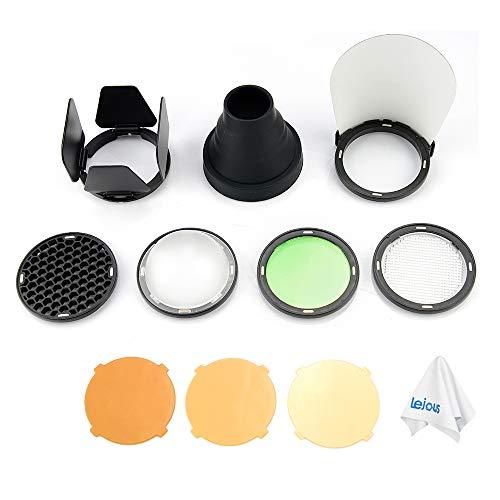 Godox AK-R1 AD200 Round Head Accessories Kit for Godox H200R, Godox AD200 Pocket Flash by Godox