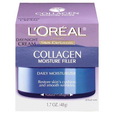 L'Oreal174; Paris Collagen Moisture Filler Day/Night Cream 1.7oz