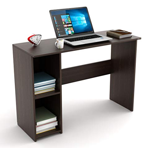 BLUEWUD Mallium Engineered Wood Study Table, Laptop, Computer Table Desk for Home & Office (Wenge) Standard
