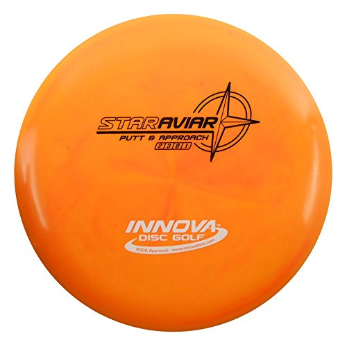 Innova Star Aviar Putt & Approach Golf Disc [Colors may vary] - 173-175g
