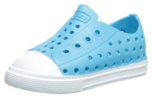 i play. Unisex Baby Summer Sneaker, Aqua, 7