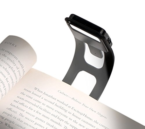 Compact Flexible LED Book Light Reading Lamp reading light - 2 Packs, (Mini Adventures Two Packs)