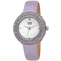 Swarovski Colored Crystal Watch