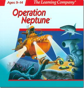 Operation Neptune - Math (Ages - Store Outlet Neptune