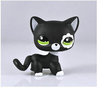 Five stars store Pet Short Hair Cat Animal child girl boy figure loose cute