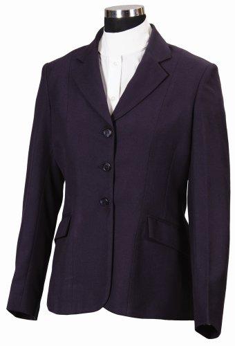 Starter Show Coat (TuffRider Women's Regular Starter Show Coat, Navy, 2)