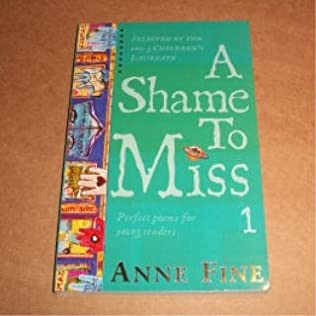 book cover of A Shame to Miss 1