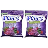 Nestle Fox's Crystal Clear Berries, 90g each (Pack of 2)