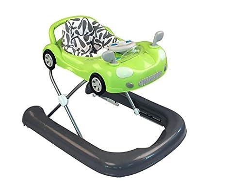 Andador de bebé 2 en 1 sentado o detrás de la posición, fácil de ...
