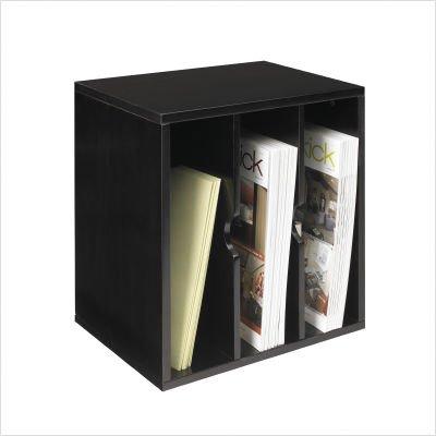 Reception Stations/Occasional Tables (Reception Organizer, Horizontal/Vertical) Espresso Veneer
