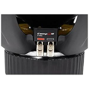 "2 Kicker 43CWR122 COMPR12 2000W 12"" Subwoofers+Sealed Box+Mono Amplifier+Amp Kit"