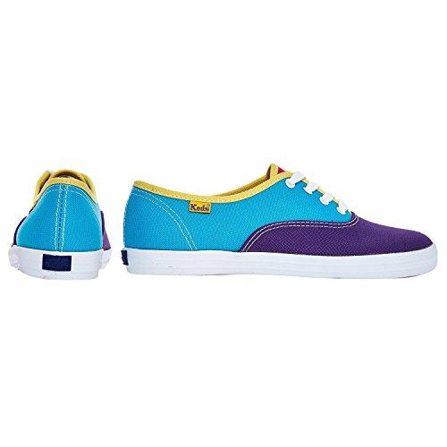 Block Sneaker Colour CVO Keds Blau Damen xRgYZ0wq
