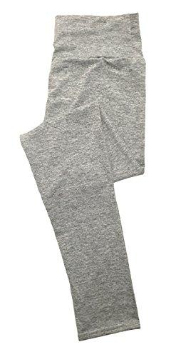 Stay Dry Basics Easy Fit Active Yoga Leggings Pajama grey M