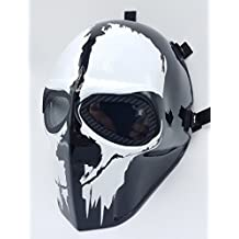 Invader King ™ Ghost Airsoft Mask Protective Gear Outdoor Sport Masks Bb Gun