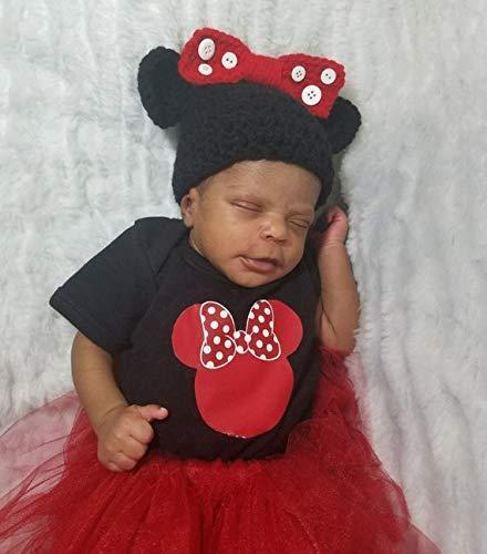 Amazon com: Newborn Girl Baby Shower Gift/Minnie Mouse