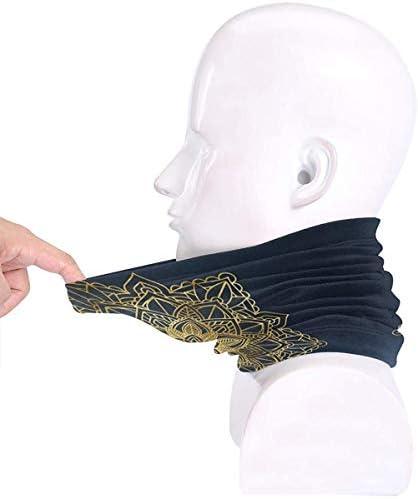 楽器 マイクロファイバーのさまざまなヘッドスカーフネックウォーマーバンダナバラクラバチューブネックスカーフ
