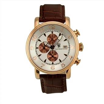 POLITI OROLOGI Herren Armbanduhr Chronograph OR3713