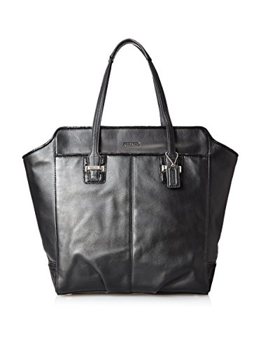 Coach Taylor Leather North/South Tote F25941