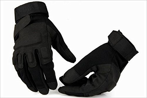 BLACKHAWK Military Army Hand Gloves Full Finger (1 Pair) Outdoor Sport Tactical Airsoft Hunting Riding Cycling Gloves