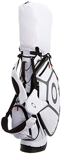 Oakley Fairway Golf Carry Bag, White by Oakley
