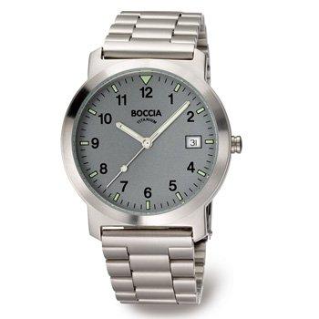 3545-02 Mens Boccia Titanium Watch