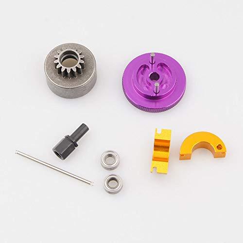 Toyoutdoorparts RC 02139 02107 102273G 102006P Engine Flywheel Set HSP 1/10 Nitro Power Car