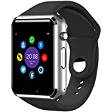 Rewy Bluetooth 4G Touch Screen Watch With Camera, Pedometer, Sleep Monitoring Compatible With All Android, Ios & Windows (Assorted Colour)