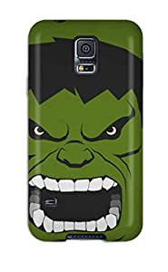 Galaxy S5 Hard Back With Bumper Silicone Gel Tpu Case Cover Iphone 5 by icecream design