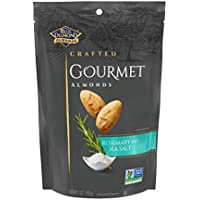 Blue Diamond Gourmet Rosemary and Sea Salt 5 Ounce Almonds