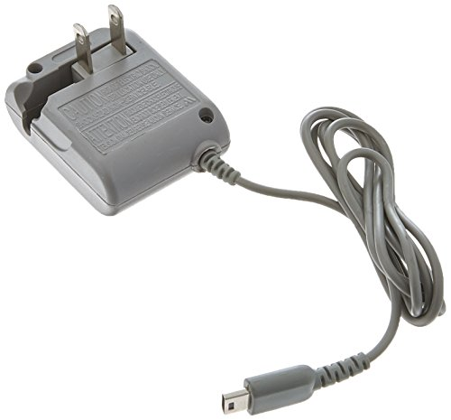 Flip Travel Charger for Nintendo DS Lite (Nintendo Ds Charger Ac Lite)