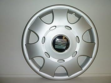 Juego de Tapacubos 4 Corpicerchio Diseño Estrella 14 r Seat Ibiza: Amazon.es: Coche y moto
