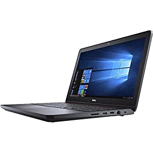 """Dell Inspiron i5577-5328BLK-PUS,15.6"""" Gaming Laptop,(Intel Core i5 (up to 3.5 GHz),8GB,1TB HDD),NVIDIA GTX 1050"""