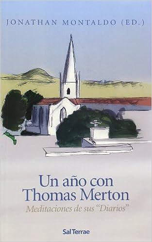 Book UN A?O CON THOMAS MERTON