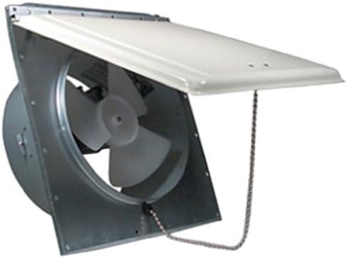 Ventline V2215-2CW Ventilador de escape de 115 voltios con rejilla