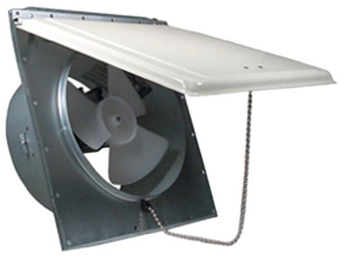 Ventline V2215-2CW 115 Volt Exhaust Fan with Grille