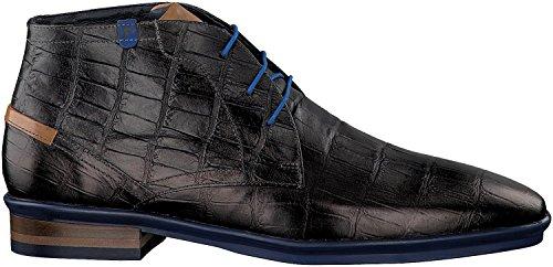 Floris van Bommel Business Schuhe 10754, schwarz, 41