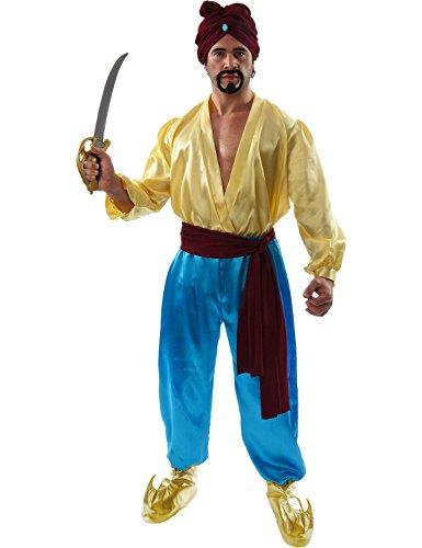Adult Sinbad Costume (Arabian Nights Costumes For Men)