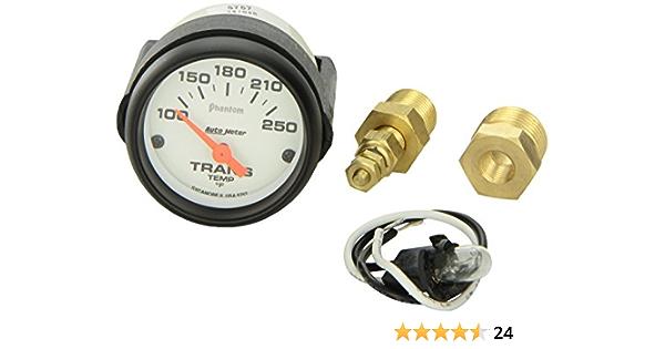 Auto Meter 8049 GT Series Electric Transmission Temperature Gauge