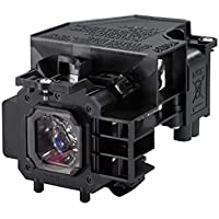 NP07LP / 60002447 Projector lamp for NEC NP400, NP500, NP600, NP500W, NP300, NP610, NP510W, NP410...
