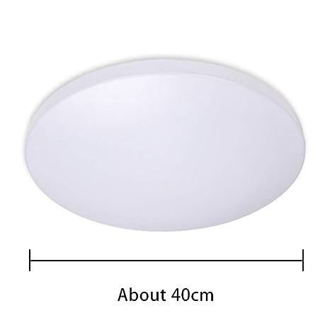 Amazon.com: Lámpara de techo LED ultrafina para salón ...