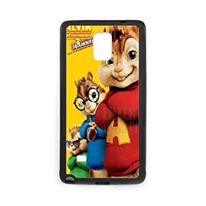 Samsung Galaxy S4 Cell Phone Case Black Alvin and the Chipmunks NF9447239