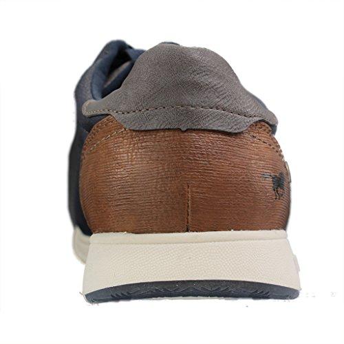 MUSTANG - Herren Halbschuhe - Blau Schuhe in Übergrößen