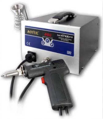(Aoyue 474A++ Digital Desoldering Station with Built-in Vacuum Pump)