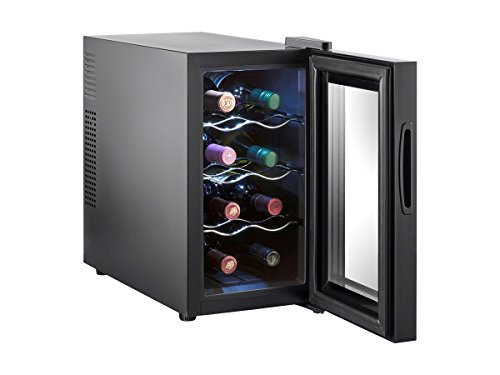 MonopriceStrata Home 8 Bottle Compact Thermoelectric Wine Cooler by Monoprice (Image #1)