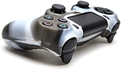 Goliton GAM.H01.PS4.CA1.XXX caja de video juego y accesorios - accesorios de juegos de pc (Gris, Color blanco): Amazon.es: Videojuegos