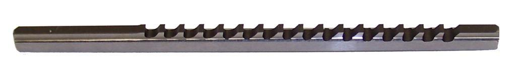 Hassay Savage 11205 5 mm Style II Metric Keyway Push Broach
