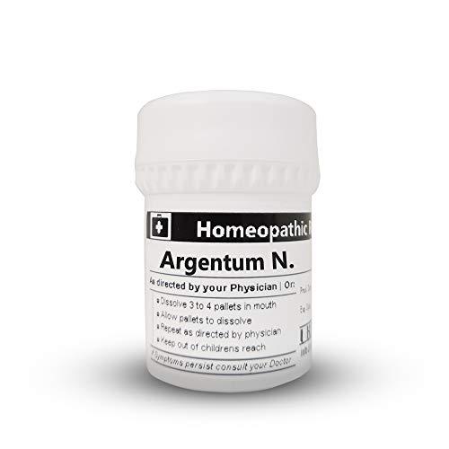 Homeopathic Remedy/Medicine 30c – Argentum Nitricum – 16 Grams