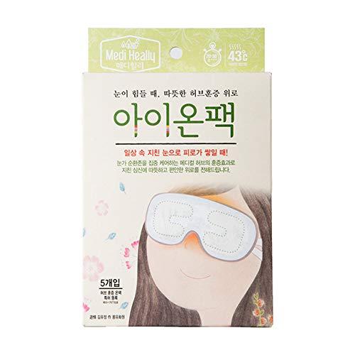 Medi-Heally Herbal Relief Heating Patch Eye-on 1 Pack (5ea)