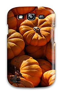 High-quality Durable Protection Case For Galaxy S3(autumn Pumpkin)